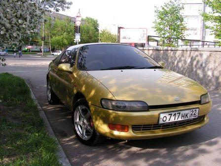 Toyota Sera 1992 - отзыв владельца