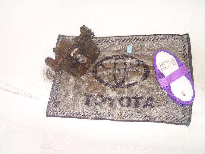 Toyota Soarer.