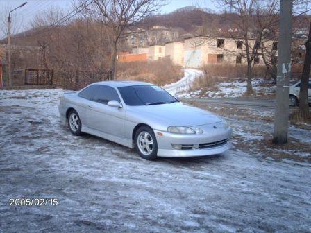 Toyota Soarer 1992 - отзыв владельца