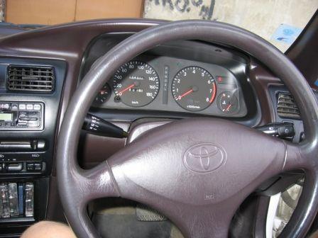 Toyota Sprinter 1994 - отзыв владельца
