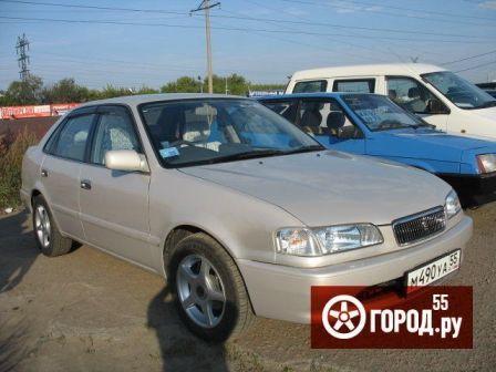 Toyota Sprinter 2000 - отзыв владельца