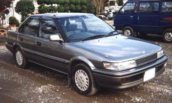 Toyota Sprinter 1991 - ����� ���������