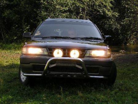 Toyota Sprinter Carib 1992 - отзыв владельца