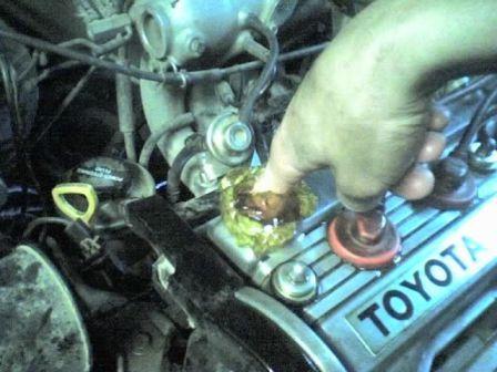 Toyota Sprinter Carib 1991 - ����� ���������
