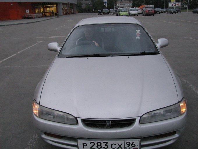 Toyota Sprinter Marino.