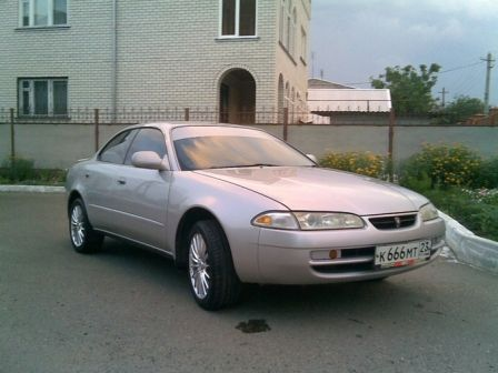 Toyota Sprinter Marino 1994 - отзыв владельца