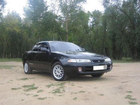 Toyota Sprinter Marino 1995 - отзыв владельца
