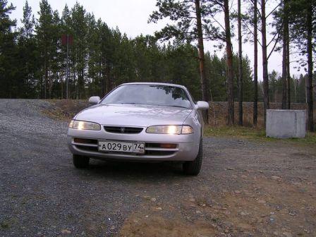 Toyota Sprinter Marino 1993 - отзыв владельца