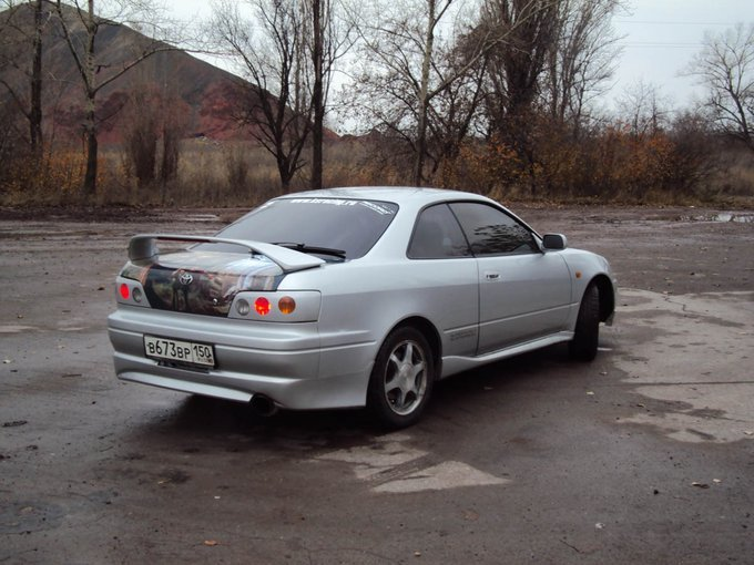 Toyota Sprinter Trueno.