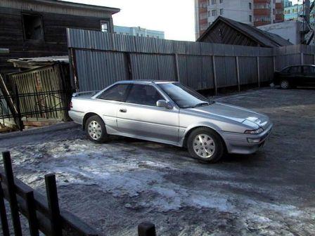 Toyota Sprinter Trueno 1988 - отзыв владельца