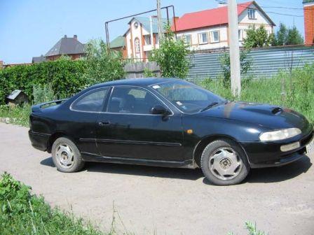 Toyota Sprinter Trueno 1992 - отзыв владельца