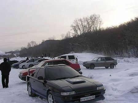 Toyota Sprinter Trueno 1987 - ����� ���������