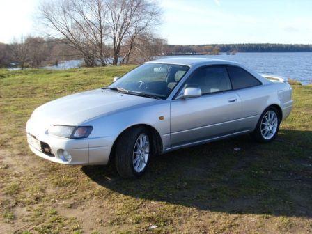 Toyota Sprinter Trueno 1997 - отзыв владельца