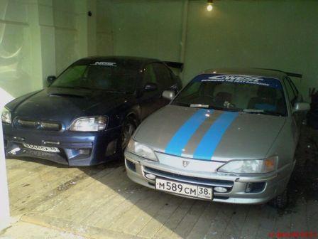 Toyota Sprinter Trueno 1996 - отзыв владельца