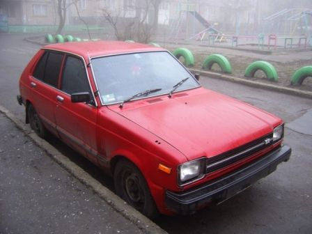 Toyota Starlet 1981 - отзыв владельца
