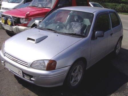 Toyota Starlet 1998 - ����� ���������