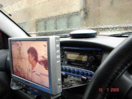 Toyota Succeed 2004 - отзыв владельца