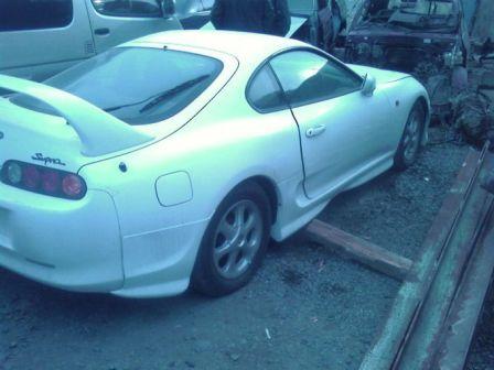 Toyota Supra 1995 - отзыв владельца