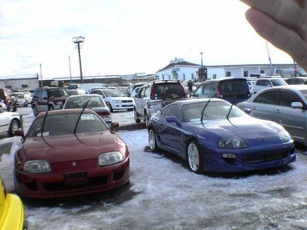 Toyota Supra 1999 - отзыв владельца