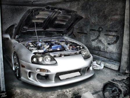 Toyota Supra 1996 - отзыв владельца