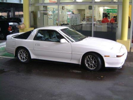 Toyota Supra 1990 - отзыв владельца