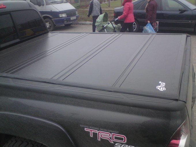 Toyota Tacoma.