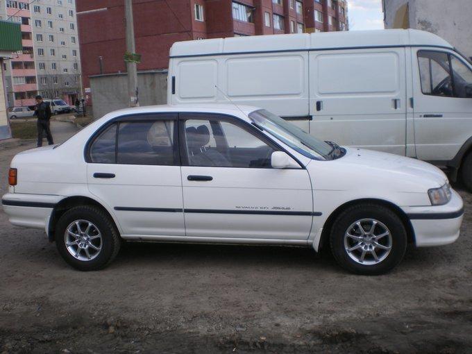 Toyota Tercel.