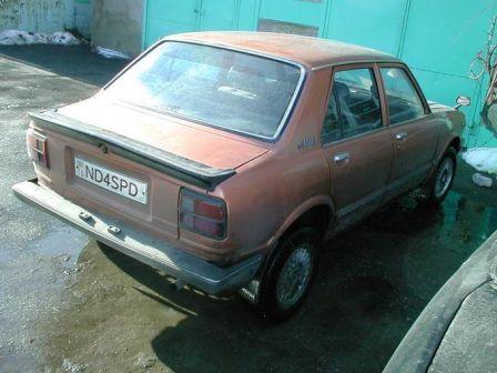Toyota Tercel 1979 - отзыв владельца