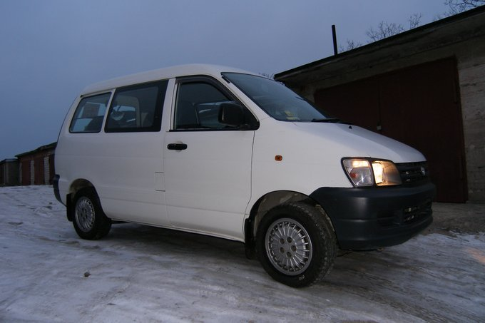 Toyota Town Ace.