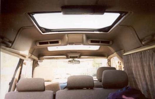 Toyota Town Ace 1990 - ����� ���������