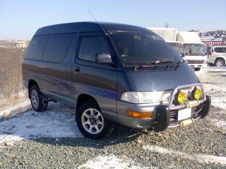 Toyota Town Ace 1996 - отзыв владельца