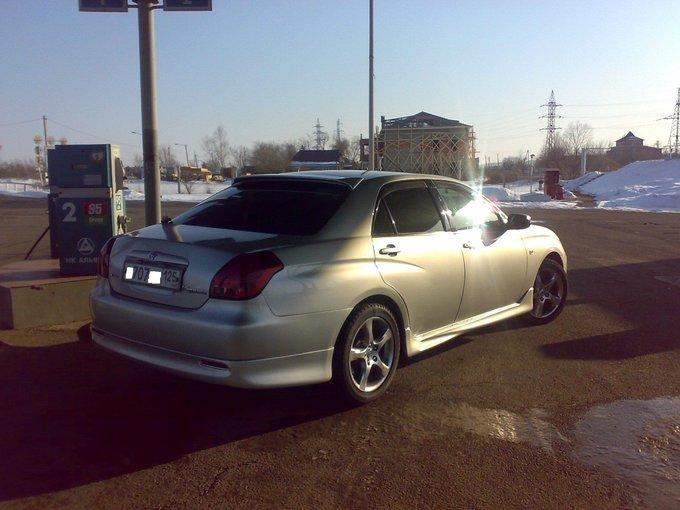 Toyota Verossa.