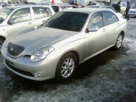 Toyota Verossa 2002 - отзыв владельца