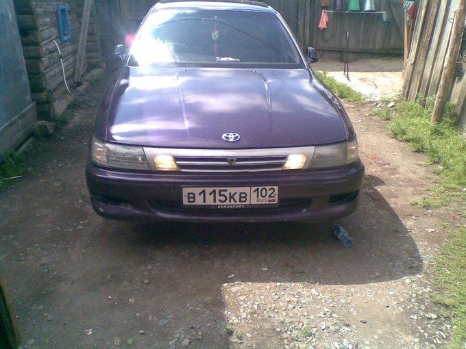 Toyota Vista.