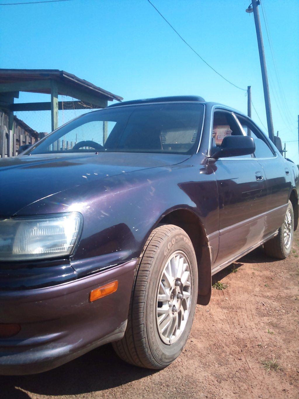 Toyota Виста 1991 отзывы