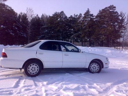 Toyota Vista 1990 - отзыв владельца