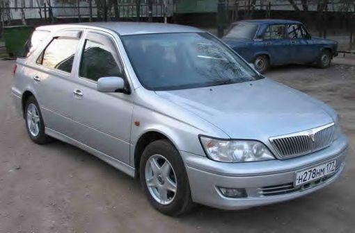 Toyota Vista Ardeo 2000 - отзыв владельца