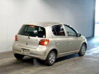 Toyota Vitz 2002 - ����� ���������