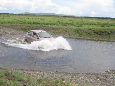 Toyota Vitz 2000 - отзыв владельца