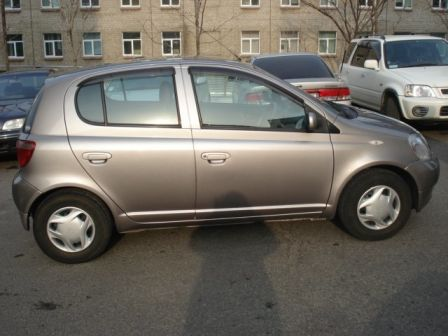 Toyota Vitz 2001 - ����� ���������