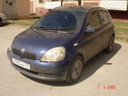 Toyota Vitz 1999 - ����� ���������