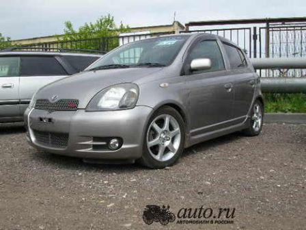 Toyota Voltz 2001 - отзыв владельца