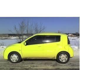 Toyota WiLL Cypha 2003 - отзыв владельца