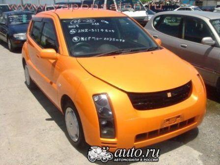 Toyota WiLL Cypha 2004 - отзыв владельца