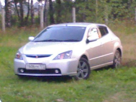 Toyota WiLL VS 2001 - отзыв владельца