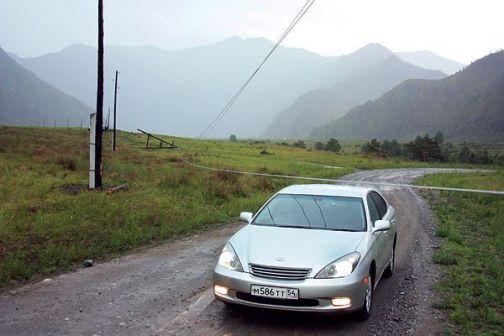 Toyota Windom 2002 - ����� ���������