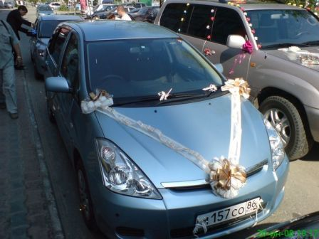 Toyota Wish  - отзыв владельца