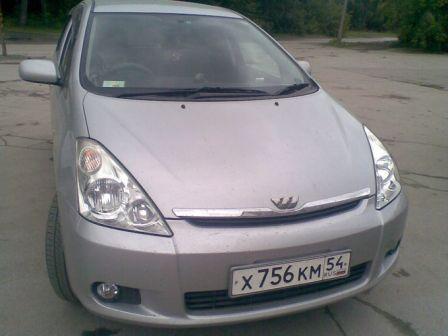 Toyota Wish 2004 - ����� ���������