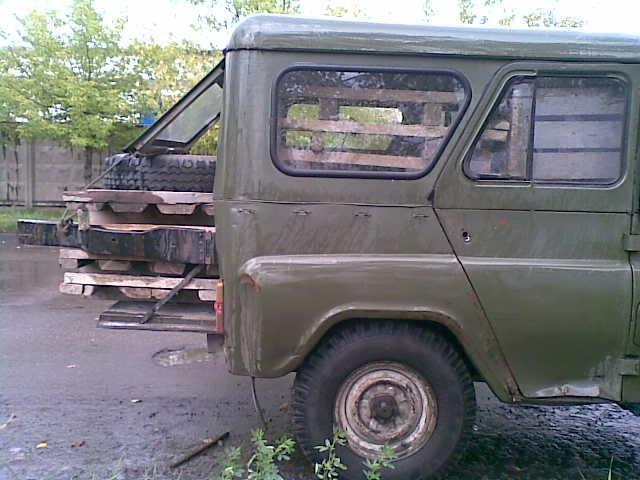 УАЗ 469.