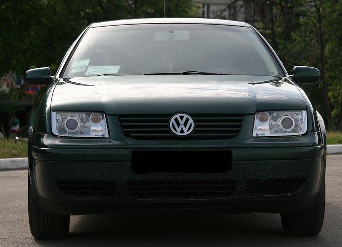 Volkswagen Bora.